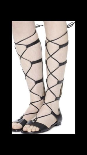 Michael kors Sofia gladiator sandals size 5 for Sale in Las Vegas, NV