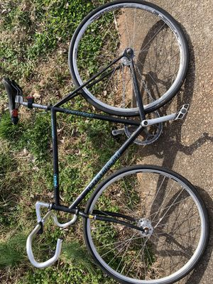 Pista bianchi road bike for Sale in Atlanta, GA