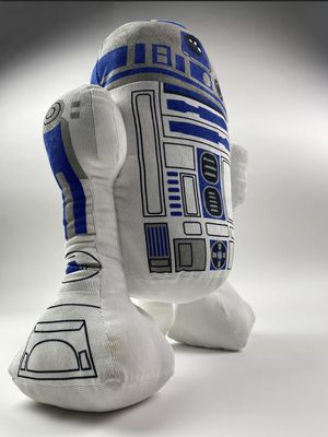 "Star Wars Lucasfilm R2D2 2017 18"" Plushie Good Playable Condition Small Stain for Sale in Tucson, AZ"