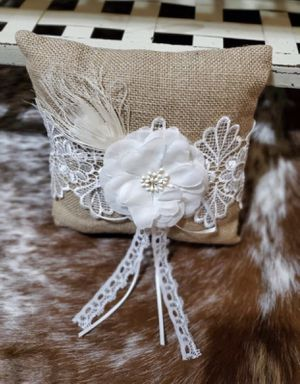 Wedding ring pillow for Sale in Franklin, TN