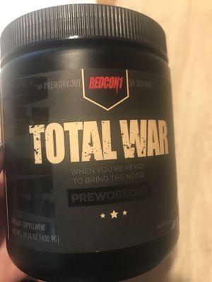 Total War Preworkout for Sale in Phoenix, AZ
