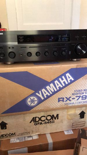 Yamaha Stereo Receiver RX-797 for Sale in Lowell, MA