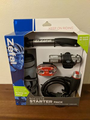 Bicycle Starter Pack - BRAND NEW for Sale in Fairfield, CA