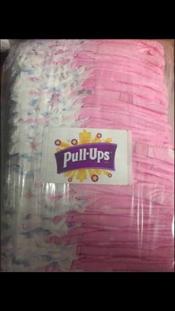 3t-4t Huggies pull-ups for Sale in East Norriton,  PA
