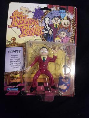 Gomez Action Figure from Adam's Family Cartoon for Sale in Renton, WA