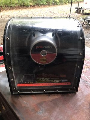Polk Audio MOMO 12 inch subwoofer for Sale in Killingly, CT