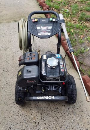 Pressure washer for Sale in Cary, NC