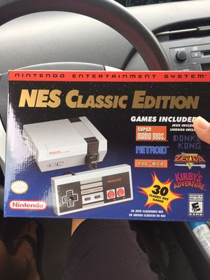 New Nintendo Classic NES for Sale in Los Angeles, CA