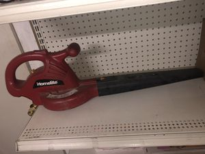 Homelite Electric Leaf Blower for Sale in Dos Palos, CA