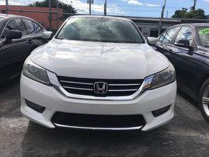2014 Honda Accord for Sale in Hollywood, FL