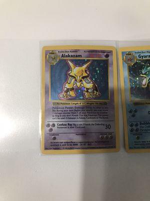 Shadowless Pokemon cards for Sale in Farmington, CT