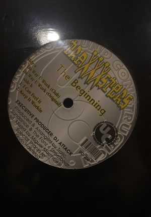 """Traxxxsters - The Beginning 12"""" Vinyl for Sale in Chicago, IL"""