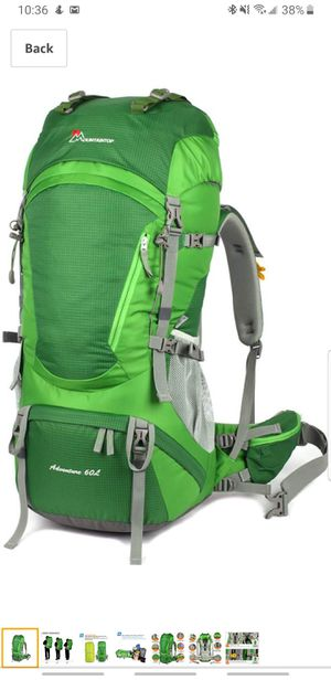 Mountaintop Internal Frame Hiking Backpack (NEW) for Sale in Rancho Cucamonga, CA
