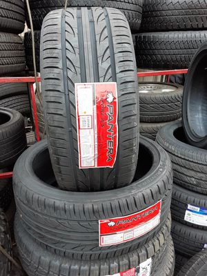 New tires set 245 35 20 for Sale in Los Angeles, CA