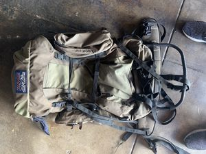 Jansport 50l backpacking backpack for Sale in Seal Beach, CA