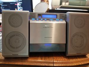 Panasonic CD Stereo system AM/FM Radio for Sale in Hanford, CA
