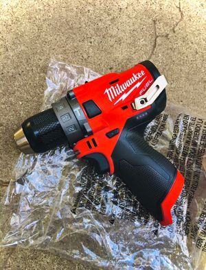 New Milwaukee M12 FUEL Hammer Drill 3rd Gen (Tool Only) for Sale in Modesto, CA