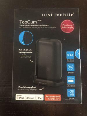 Just Mobile TopGum charging dock for Sale in Manassas, VA