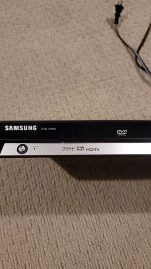 DVD player with remote for Sale in Snohomish, WA