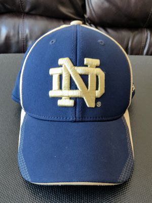 Notre Dame-Adidas Baseball Hat Youth one size fits most for Sale in TN OF TONA, NY