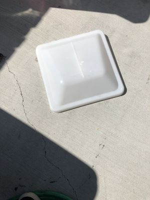 Enclosed trailer vent plastic ( new ) please see pictures for measurements for Sale in Chicago, IL