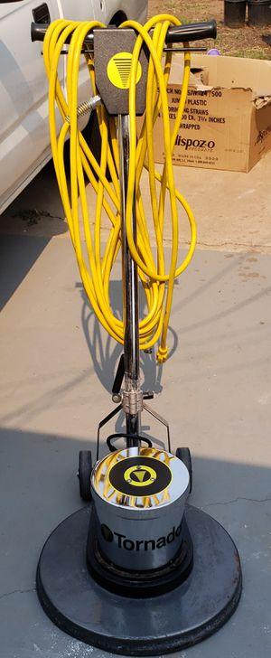 Tornado Floor Scrubber, Single, 20 In, 1.5HP, 175rpm for Sale in Lincoln Acres, CA