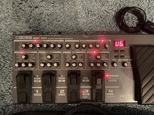 Boss ME-80 Guitar Multiple Effects Pedal for Sale in Miami, FL