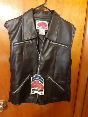 Black women's vest for Sale in Valencia, PA
