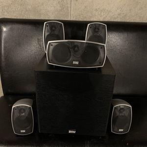 Tivoli Design Subwoofer speaker system!! LIKE NEW! for Sale in North Haven, CT