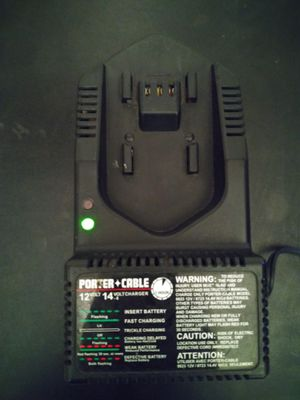 PORTER CABLE CHARGER for Sale in Austin, TX