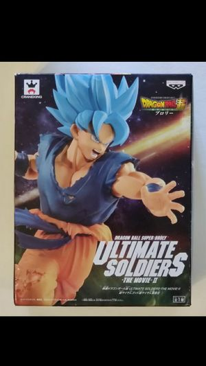 Dragon Ball ultimate soldiers for Sale in Pixley, CA