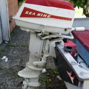 15 Horse Ss Outboard... Seaking Evinrude for Sale in Elma, WA