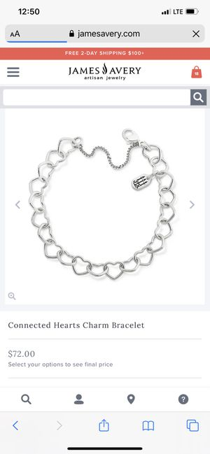 charm bracelet for Sale in Houston, TX