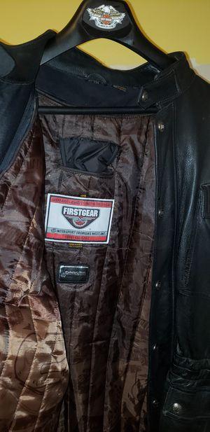 Motorcycle Jacket Very Heavy Duty for Sale in San Antonio, TX