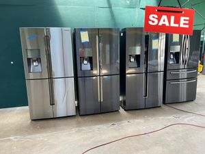 Samsung Refrigerator Fridge Ask for Delivery! AVAILABLE NOW! #1538 for Sale in San Antonio, TX