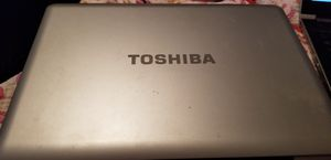 Toshiba laptop USED for Sale in Phoenix, AZ