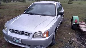 Hyundai Accent GL 2002 great condition for Sale in Portland, OR