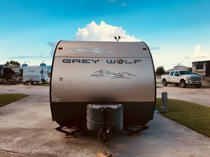 2014 Grey Wolf Travel Trailer for Sale in Houston, TX