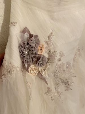 Disney collection wedding dress for Sale in Riverside, CA