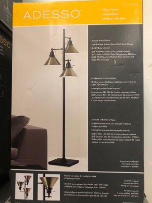 Floor lamp adjustable for Sale in Chino Hills, CA