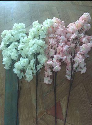 CHERRY BLOSSOM SILK FLOWERS for Sale in Miami, FL