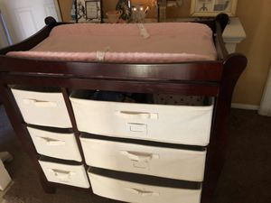 Changing table for Sale in Moreno Valley, CA