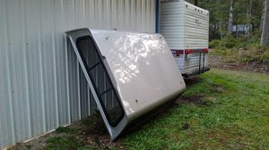 8 foot truck canopy for Sale in Port Orchard, WA