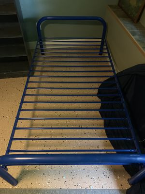 Twin mattress bed frame for Sale in Monona, WI