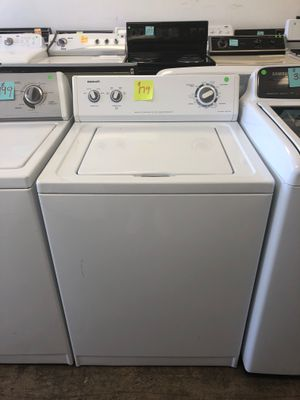 ON SALE! Admiral Washer Top Load White #717 for Sale in Burlington, NJ