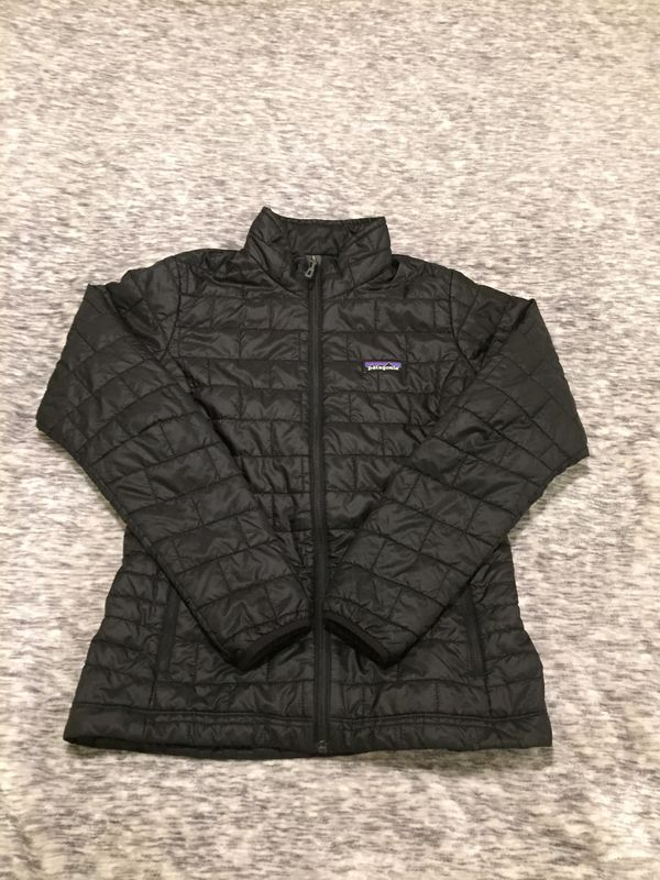 Women's puffy Patagonia jacket size s