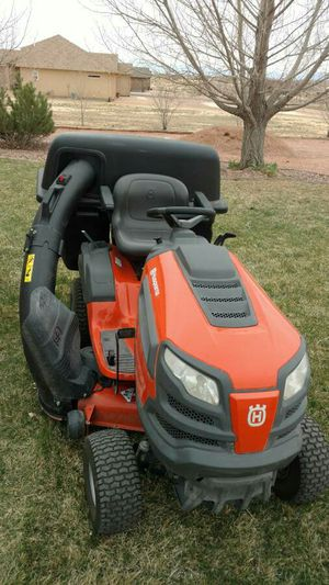 Husqvarna Riding Mower for Sale in Florence, CO