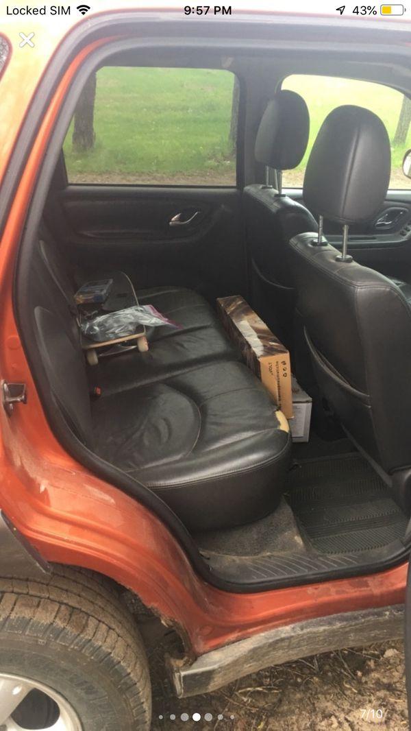 08 Mazda Tribute