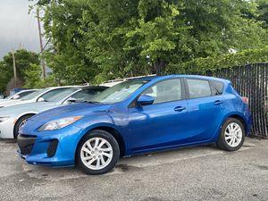 12 Mazda3 hatchback for Sale in Houston, TX