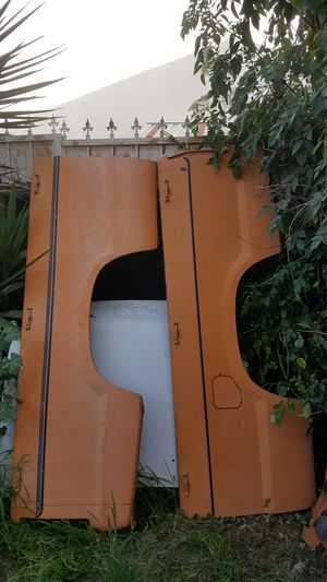 1977-1982 Ford Courier mazda b2200 b2000 parts doors fenders hood quarter panels,bed for Sale in Los Angeles, CA